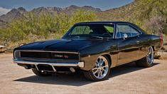 Classic Cars: Top 10: Muscle Cars