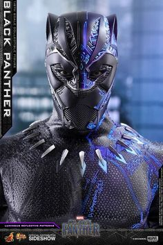 Black Panther (2018) Hot Toys 1/6 scale figure!
