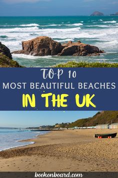 UK is not just about beautiful cities like London or green landscapes of Scotland but it is also home to one of the fantastic coastlines along with wonderful beaches. In this article, you can find all about the top 10 UK beaches. #ukbeach #unitedkingdom #beachvaction #beachdestinations Best Uk Beaches, Most Beautiful Beaches, Travel With Kids, Family Travel, Family Destinations, Green Landscape, United Kingdom, Scotland, Cities