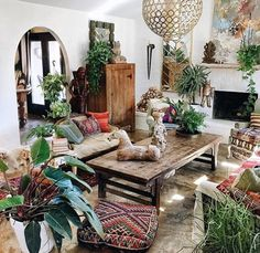 Living room magic / Magic Garden <3