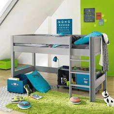 Lit mezzanine enfant - 25 belles idées gain d'espace