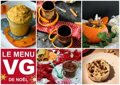 Le menu VG du vendredi spécial inédits de Noël Kiwi, Green Lifestyle, Hummus, Vegan, Point, Cooking, Breakfast, Ethnic Recipes, Christmas Fashion