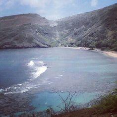 Hawiian waters