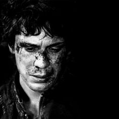 The 100 - Bellamy Blake #1.8 - my baby!
