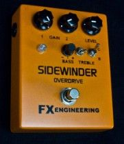 FXengineering Sidewinder Overdrive Pedal