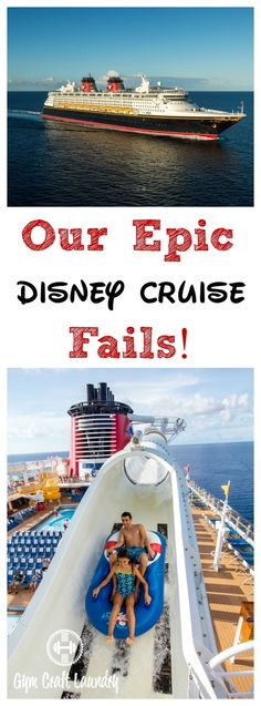 We had a great time onboard the Disney Dream. But now that the vacation is over, I want a do-over! Here are some of my Disney Cruise tips on what NOT to do. Cruise Travel, Cruise Vacation, Disney Vacations, Disney Trips, Disney Travel, Family Vacations, Honeymoon Cruises, Beach Travel, Dream Vacations