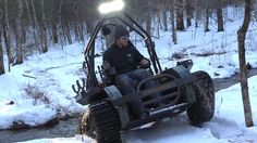 Ripchair 3.0: le fauteuil roulant tout terrain [video] - http://www.2tout2rien.fr/ripchair-3-0-le-fauteuil-roulant-tout-terrain-video/