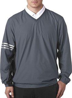 4b0adb4c3d41cf Adidas Golf A147 Mens ClimaLite Wind Shirt Adidas Golf