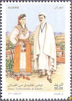 1717 - Costumes - Tenues Traditionnelles - Tenues traditionnelles de Tizi Ouzou