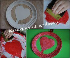 5 sposobów na prezent dla Babci z wykorzystaniem papierowego talerzyka | Kreatywnie w domu