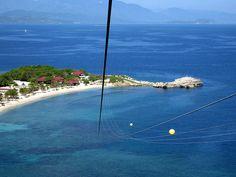 Zip Line, Labadee, Haiti #zipline