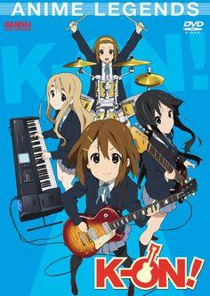 K-On! Anime Ger-Dub