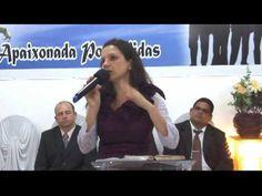 Testemunho da Missionária Solange José Dias