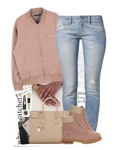 """(150)"" by oneandonly-britbrat ❤ liked on Polyvore featuring Vanity Fair, Bobbi Brown Cosmetics, Dorothy Perkins, Herrlicher, Casetify, Yves Saint Laurent and Timberland"