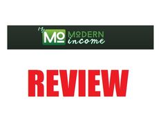 Thinking about joining this latest business opportunity?  Do NOT join before reading this My Modern Income Review because I reveal the shocking truth!