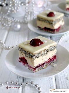 Ciasto wiśniowa panienka