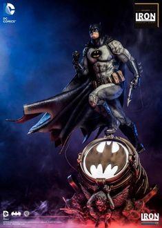 Batman Prime Iron Studios | Fatos e Curiosidades
