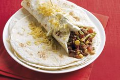 Mexicaanse tortilla - Recept - Allerhande