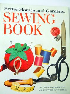 Better Homes Gardens Sewing Book 3 Ring Binder 1970 Custom Sewing Made Easy
