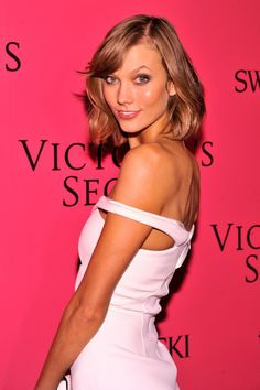 Karlie Kloss chats with us about the new Strappy-Back bra from Victoria's Secret