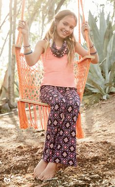 Add some bohemian FLARE to your wardrobe!