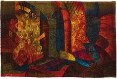 Maximo Laura, of Lima, Peru | Weekly Artist Fibre Interviews | Fibre Art | International | Canadian | World of Threads Festival | Contempora...