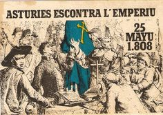 Asturies escontra l'emperiu 1808