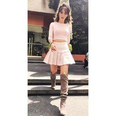 Skater Skirt, Dress Skirt, Skirt Fashion, Cardio, Skirts, How To Wear, Outfits, Instagram, Dresses