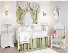 Anabella Baby Fairy Land Nursery Rhyme Bedding Set Crib Waughinteriordesigns