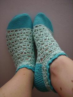 cool and cute crochet and knitting crafts, from socks to coasters to bags!