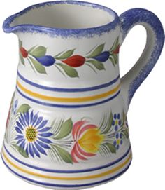 Kitchen, Dining & Bar Other Dinnerware Coupe A Fruit Quimper Complete Range Of Articles