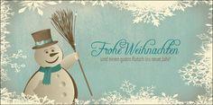 Weihnachtskarten 2016 für Firmen - Karten auf Naturpapier  - Artikel 41813 - Hier bin ich der Chef