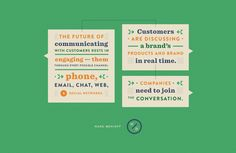 Join the conversation - 30 Customer Service Quotes to live by - http://blogs.salesforce.com/ca/2015/01/customer-service-quotes.html