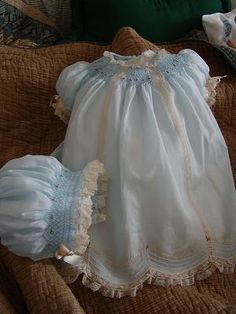 Heirloom sewing easter dresses   Specializing in heirloom sewing, Christening Gowns, hand-smocked and ...