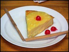 Tarta de piña 0101 Tarta de piña, receta casera