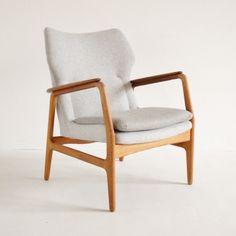 Bovenkamp lowback chair Bovenkamp, NL 1950s