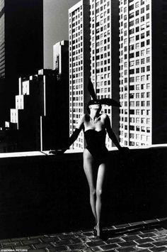 Elsa Perretti by Helmut Newton