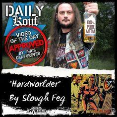 """Daily Kouf: """"Hardworlder"""" (Slough Feg)-http://metalinvader.net/daily-kouf-hardworlder-slough-feg/"""