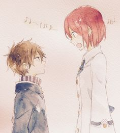 Akagami no Shirayukihime - Zen and Shirayuki #manga #anime Ryu