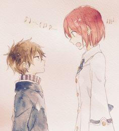 Akagami no Shirayukihime - Zen and Shirayuki #manga #anime Ryu