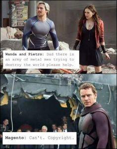 Magneto  But still