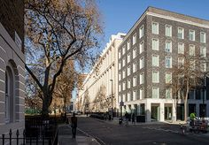 MaccreanorLavington Architects - Cartwright Gardens