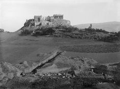 Greece History, Old Time Photos, Acropolis, Athens Greece, Ancient Greece, Curiosity, Mythology, Monument Valley, Cities