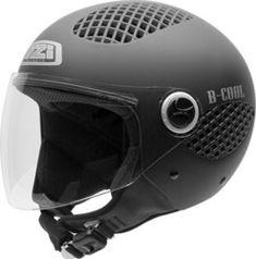 NZI B-Cool Black Matt Cascos Integrales f7efd4549ce
