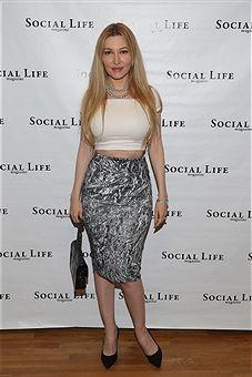 Devorah Rose attends the Social life Magazine Memorial Day Event