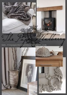 The Paper Mulberry: || MY HOME