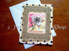 How to Make Greeting Cards from Your ACEO Art