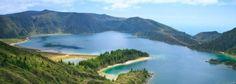 Fogo sjön, Azorerna