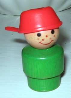 Fisher Price Little People Pothead