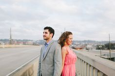 rooftop engagement // w & e photographie